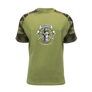 Firefighter logo Fire and rescue - Raglan Military
