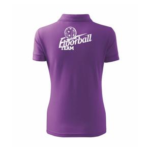 Florbal team - Polokošile dámská Pique Polo