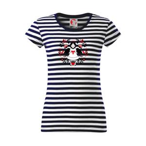 Folklor - Andělíček - Sailor dámské triko