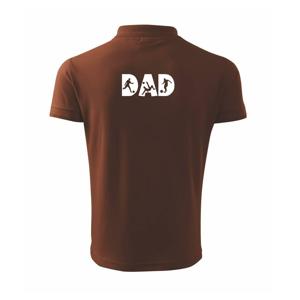 Football dad - Polokošile pánská Pique Polo 203