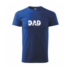 Football dad - Triko Basic Extra velké