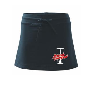 ForeverPumped - Sportovní sukně - two in one
