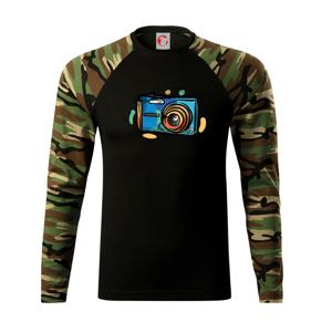 Foťák barevný - kompakt - Camouflage LS