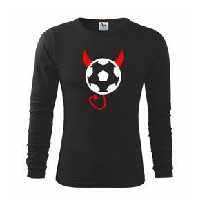 Fotbal devil - Triko dětské Long Sleeve