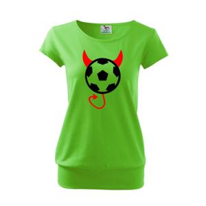 Fotbal devil - Volné triko city