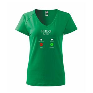 Fotbal volá - Tričko dámské Dream