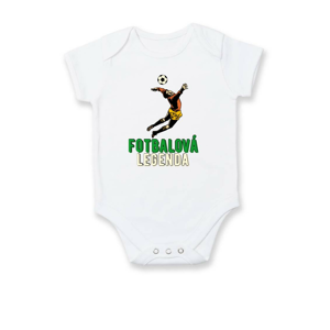 Fotbalová legenda - Body kojenecké