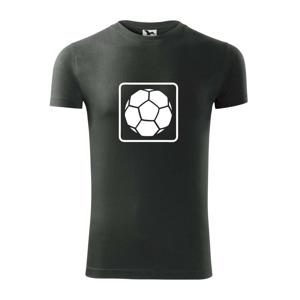 Fotbalový míč emblem - Replay FIT pánské triko