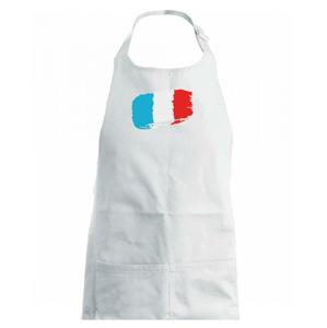 Francouzská vlajka - Zástěra na vaření
