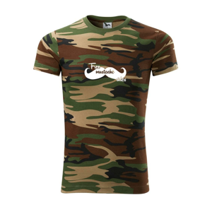 Free Mustache rides - Army CAMOUFLAGE