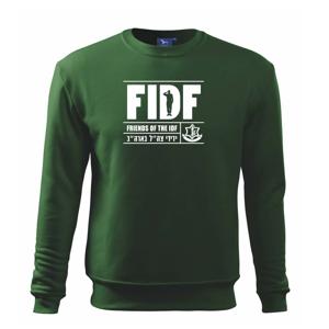 Friends Of the IDF (FIDF) - Mikina Essential pánská