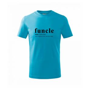 Funcle - cooler uncle - Triko dětské basic