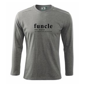Funcle - cooler uncle - Triko s dlouhým rukávem Long Sleeve