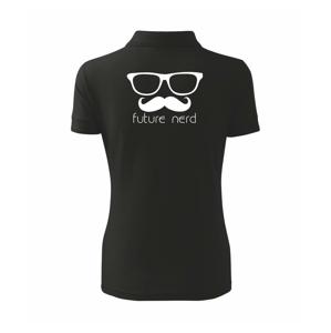Future nerd - Polokošile dámská Pique Polo