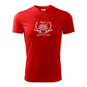 Gangsta forest Řáholec - Pánské triko Fantasy sportovní (dresovina)