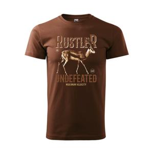 Gazelle rustler - Heavy new - triko pánské