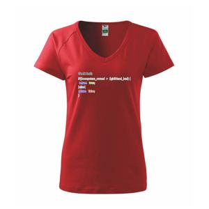 Geek Test - Tričko dámské Dream