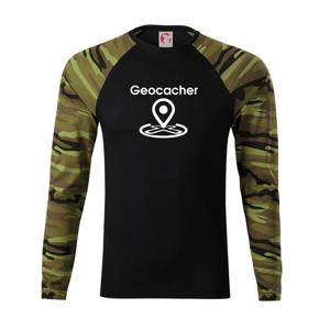 Geocacher maps - Camouflage LS