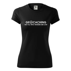 Geocaching lost - Dámské Fantasy sportovní