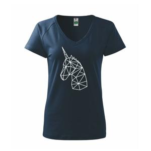Geometrie - Jednorožec - Tričko dámské Dream