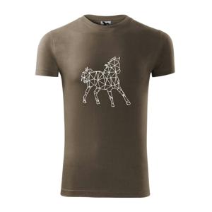 Geometrie - kůň - Viper FIT pánské triko