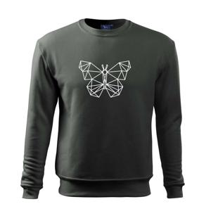 Geometrie - motýl - Mikina Essential dětská