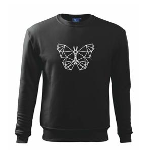 Geometrie - motýl - Mikina Essential pánská