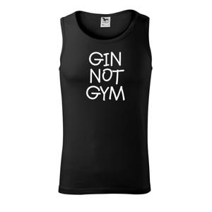 Gin not Gym - Tílko pánské Core