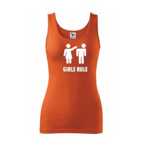 Girls rule - Tílko triumph
