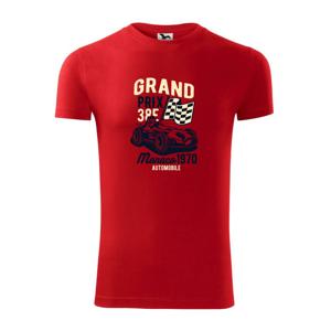 Grand Prix - Replay FIT pánské triko