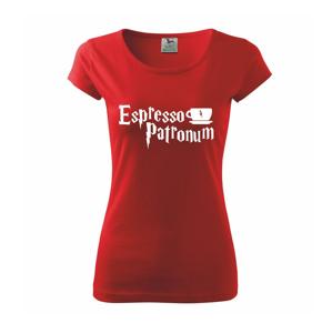 Harry - Espresso Patronum - Pure dámské triko