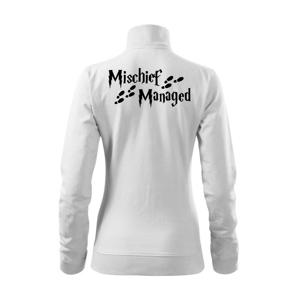 Harry - Mischief Managed - Mikina dámská Viva bez kapuce