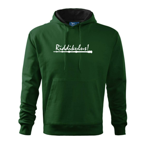 Harry - Riddikulus - Mikina s kapucí hooded sweater