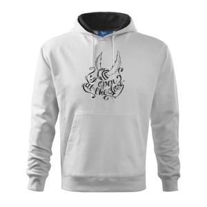 Harry - Zlatonka - Mikina s kapucí hooded sweater