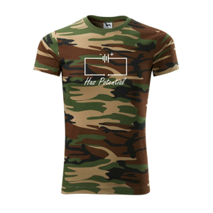 Has potential - Army CAMOUFLAGE