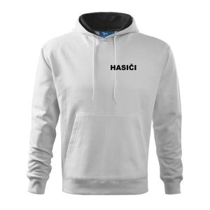 Hasiči název samostatný - Mikina s kapucí hooded sweater