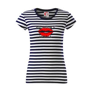 Hasičská holka - pusa - Sailor dámské triko