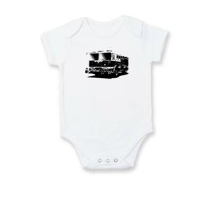 Hasičské auto americké - Body kojenecké