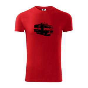 Hasičské auto Hasiči - Viper FIT pánské triko
