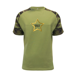 Herecká hvězda - Raglan Military