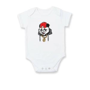 Hip hop panda - Body kojenecké
