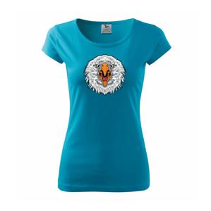 Hlava rozzlobeného orla - Pure dámské triko