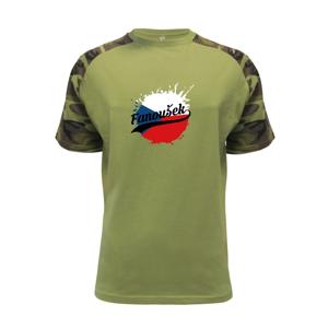 Hokej - fanoušek- Mistrovství světa v ledním hokeji 2020 - Raglan Military