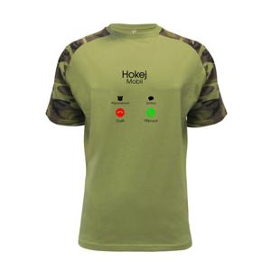 Hokej volá - Raglan Military