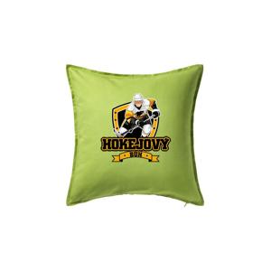 Hokejový bůh - Polštář 50x50