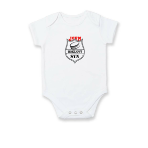 Hokejový syn - puk - Body kojenecké