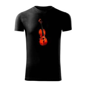 Housle na výšku - Viper FIT pánské triko