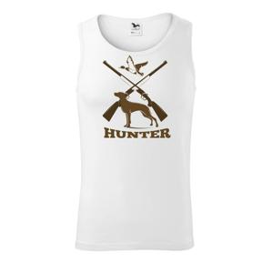 Hunter - ohař a kachny - Tílko pánské Core