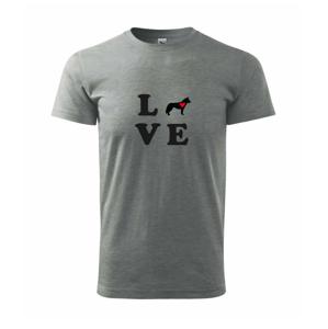Husky love - Heavy new - triko pánské