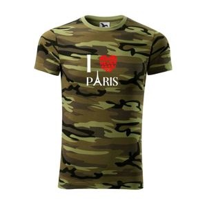 I have never been to Paris - Army 144